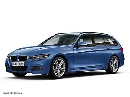 BMW 320d xDrive 190 ch Touring Finition M Sport Ultimate