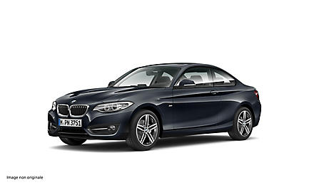 BMW 220d xDrive 190ch Coupe Finition Sport