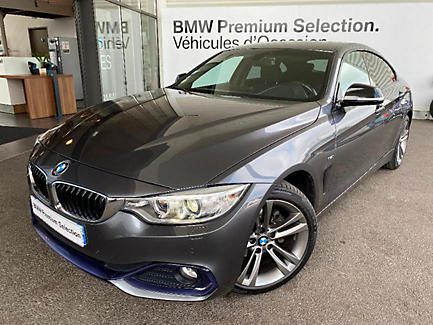 BMW 418d 143 ch Gran Coupe Edition Sport