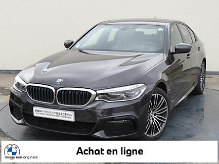 BMW 530e 252 ch Berline Finition M Sport
