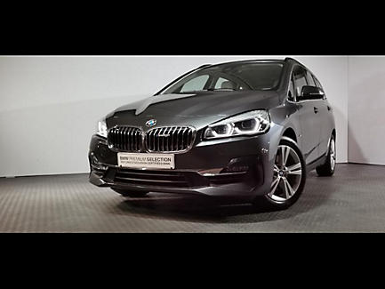 BMW 218i 136 ch Gran Tourer Finition Luxury