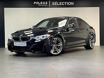BMW M3 431 ch Berline