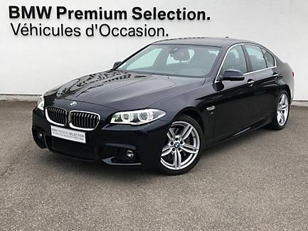 BMW 530d xDrive 258ch Berline Finition M Sport