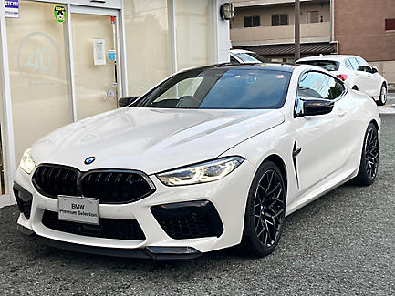 M8 Coupe Competition