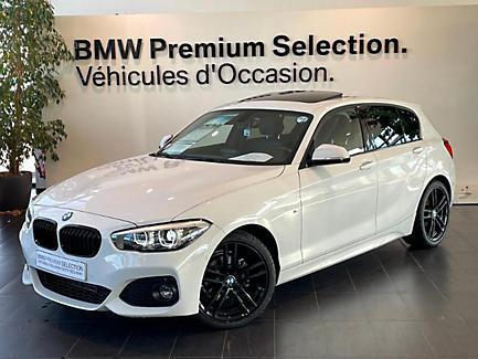 BMW 116i 109 ch cinq portes Finition M Sport Ultimate avec pack M Sport Shadow