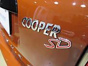 MINI CROSSOVER COPPER SD ALL4