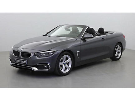 BMW 420d 190 ch Cabriolet Finition Luxury