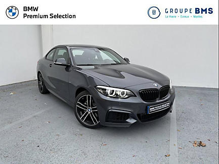 BMW 218i 136 ch Coupe Finition M Sport