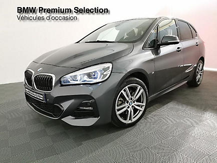 BMW 218d 150ch Active Tourer Finition M Sport