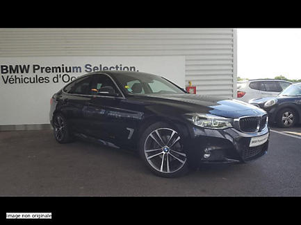 BMW 320d xDrive 190 ch Gran Turismo Finition M Sport