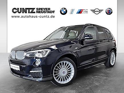 BMW ALPINA XD3 Bi-Turbo SWITCH-TRONIC
