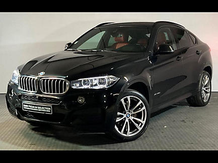 BMW X6 xDrive40d 313 ch Finition M Sport