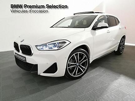 BMW X2 xDrive20d 190 ch