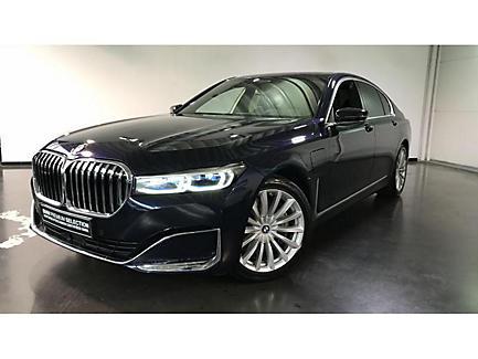 BMW 745e 394 ch Berline Finition Exclusive