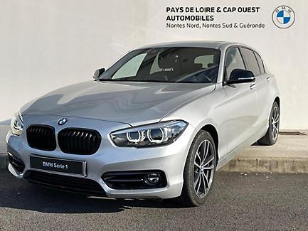 BMW 118d 150ch cinq portes