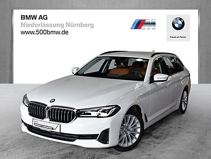 520d Touring Luxury Line