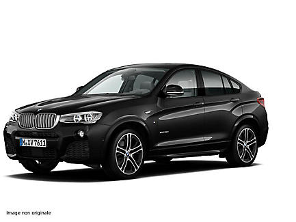 BMW X4 xDrive35d 313 ch Finition M Sport