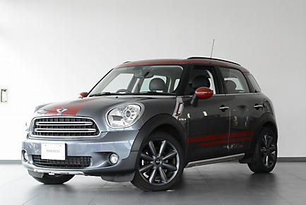 MINI COOPER D CROSSOVER Park Lane