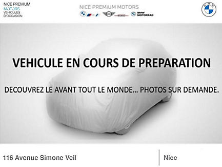 BMW 220d 190 ch Cabriolet Finition M Sport