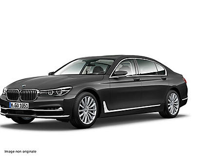 BMW 740Li 326 ch Limousine Finition Exclusive