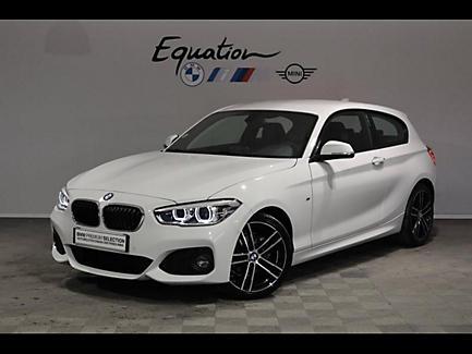 BMW 116d 116 ch trois portes Finition M Sport
