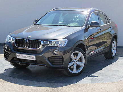 BMW X4 xDrive20d 190 ch Finition Lounge Plus