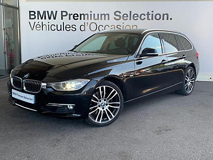 BMW 330d 258ch Touring Finition Luxury