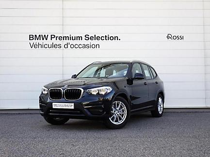 BMW X3 xDrive30i 252 ch Finition Lounge