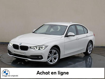 BMW 318d 150 ch Berline Finition Business (entreprises)
