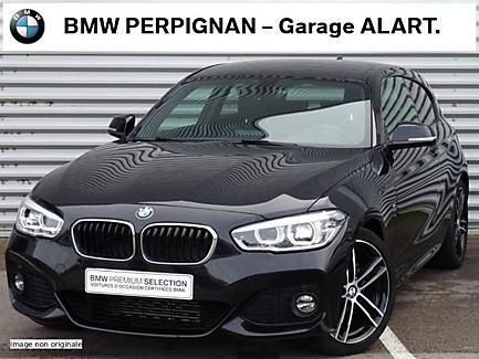 BMW 118d 150 ch trois portes Finition M Sport