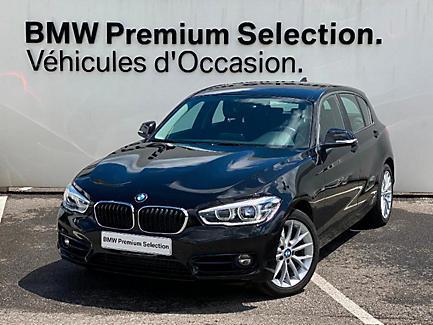BMW 118d xDrive 150 ch cinq portes Finition Sport
