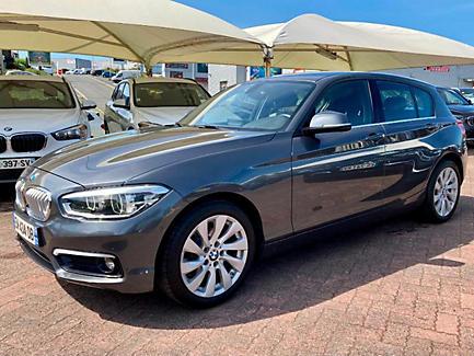 BMW 116d 116ch cinq portes Finition UrbanChic