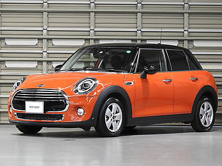 THE NEW MINI COOPER 5 DOOR.