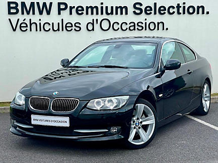 BMW 325d 204 ch Coupe Luxe