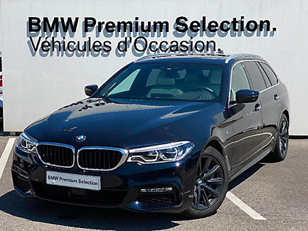BMW 540i xDrive 340 ch Touring Finition M Sport (tarif fevrier 2018)