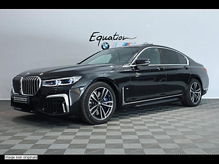 BMW 730d xDrive 265 ch Berline Finition M Sport