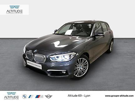 BMW 118d 150ch cinq portes Finition Urban Chic