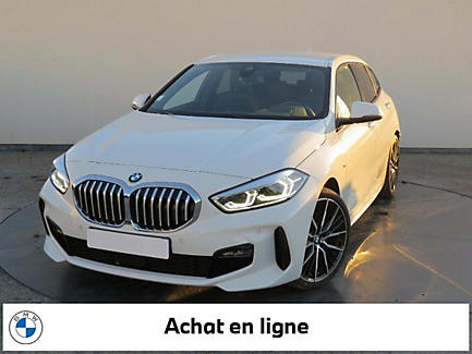 BMW 120d xDrive 190 ch Finition M Sport