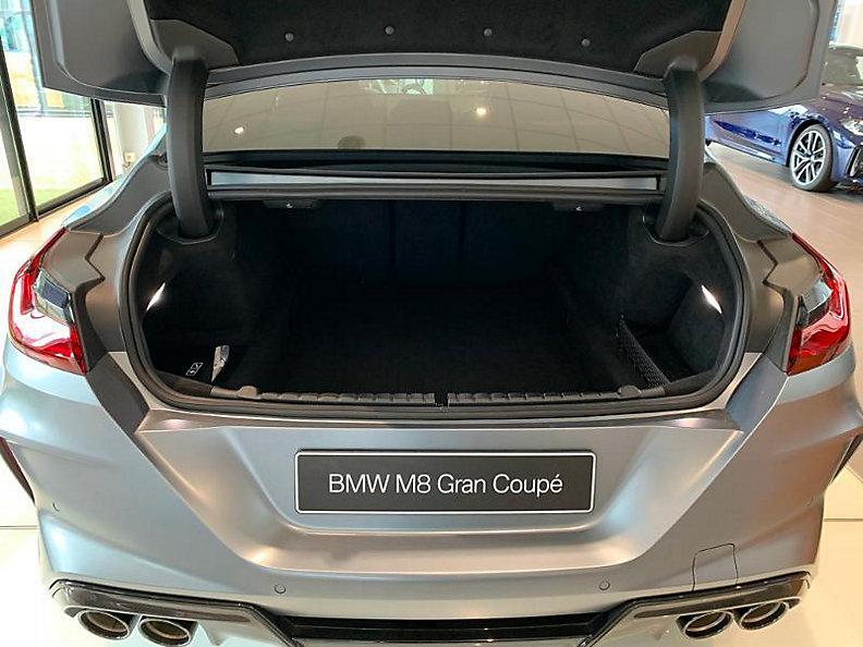 M8 Gran Coupé