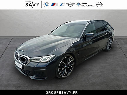 BMW 530d xDrive 286 ch Touring Finition M Sport