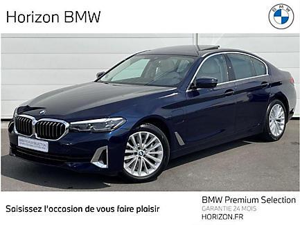 BMW 530e 292 ch Berline Finition Luxury