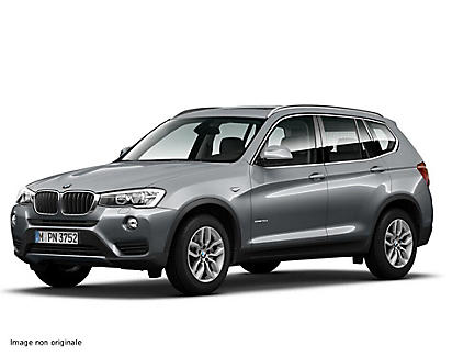 BMW X3 sDrive18d 150 ch Finition Lounge Plus