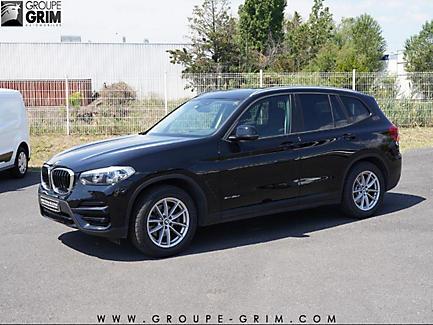 BMW X3 xDrive20d 190 ch Finition Business (tarif mars 2018)