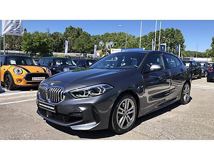 BMW 118d 150 ch