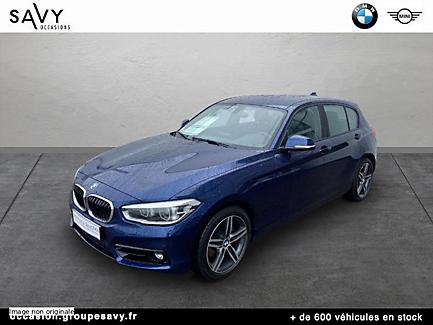 BMW 118d xDrive 150 ch cinq portes Finition Business Design