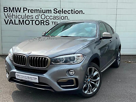 BMW X6 xDrive30d 258 ch Finition Exclusive