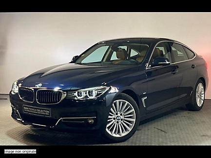BMW 318d 150 ch Gran Turismo Finition Luxury