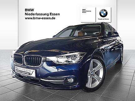 320d Touring EffDyn Edition Sport Line