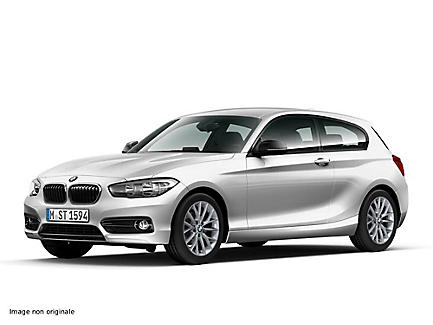 BMW 120d 190 ch trois portes Edition Sport
