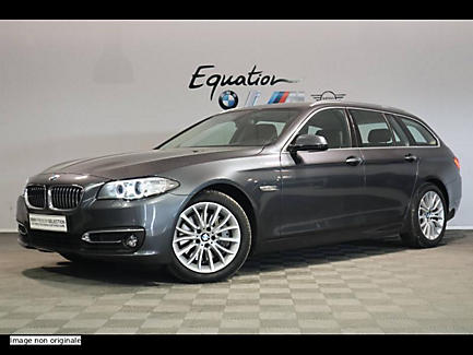 BMW 530d 258ch Touring Finition Luxury